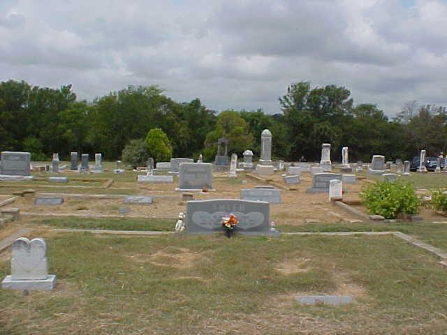 Reeds Lake Cemetery