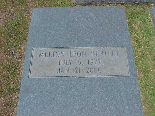 Melton Leon Bentley
