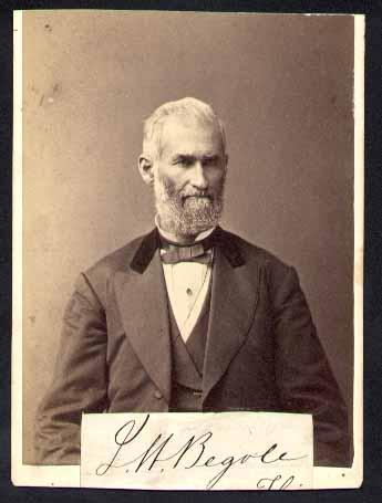 Josiah W. Begole