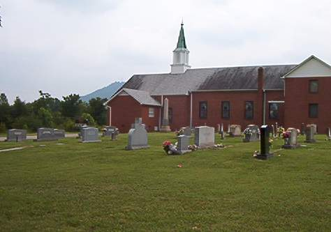 Bethel Methodist Church Cemetery