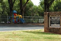 Wallerville Baptist Church Cemetery