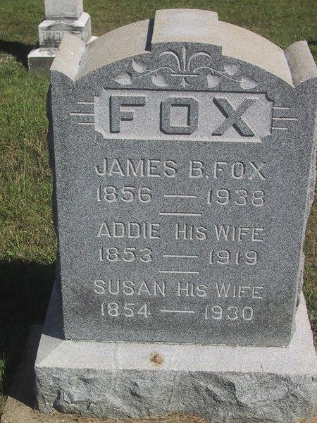 Adeline Smith Addie <i>Buhrman</i> Fox