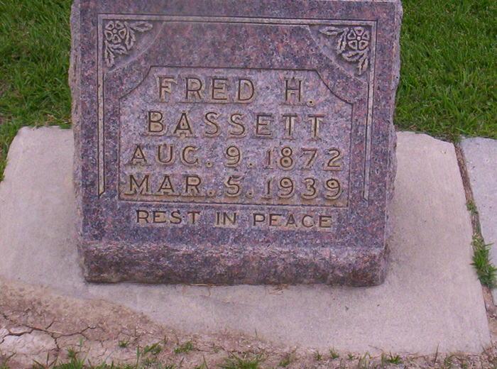 Fred H. Bassett