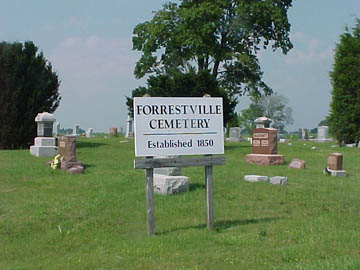 Forrestville Cemetery