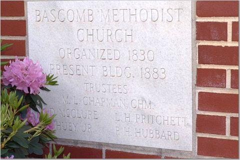 Bascomb Methodist Cemetery