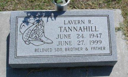 Lavern R Tannahill