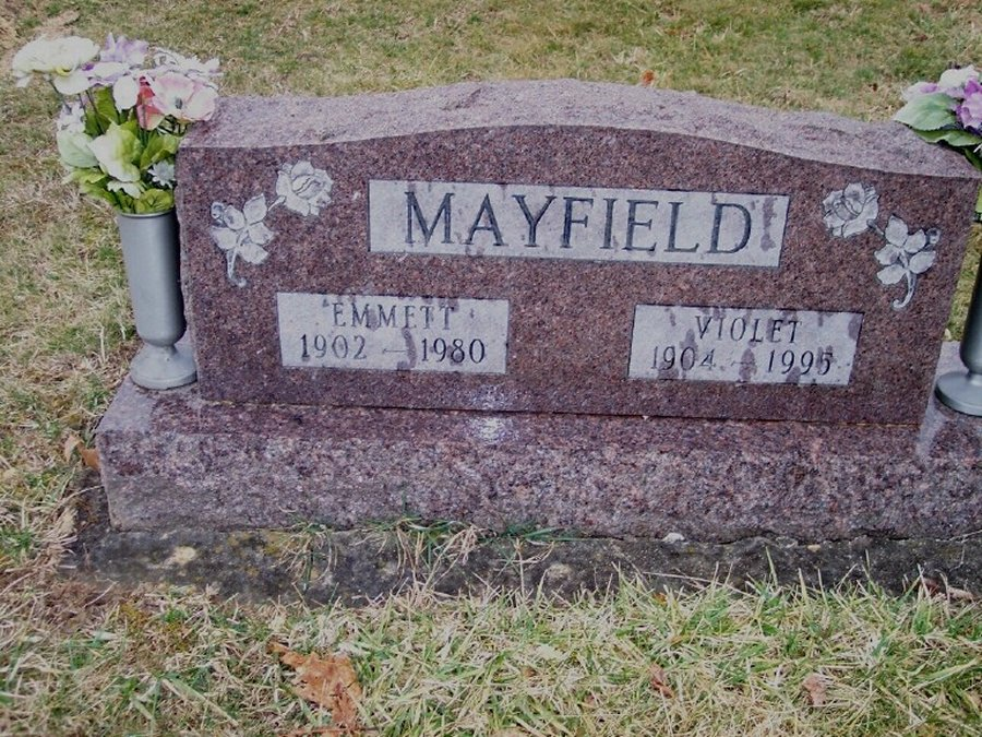 Emmett Mayfield