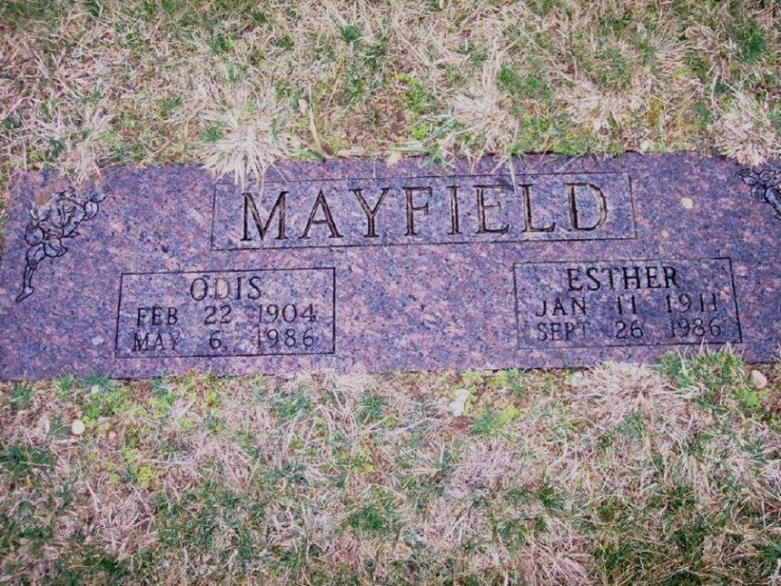 Odis Mayfield