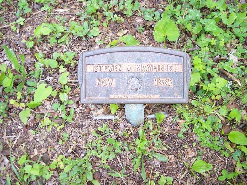 Steven A. Mayfield