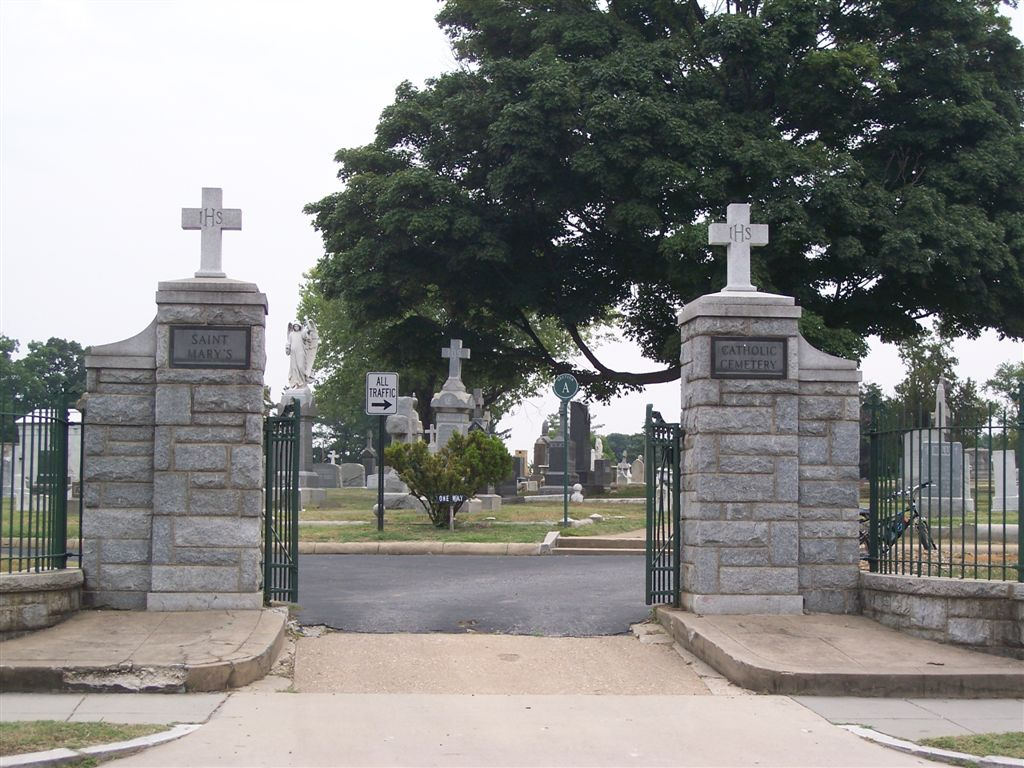 Saint Marys Catholic Cemetery