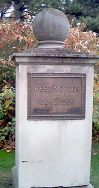 West Newton Cemetery