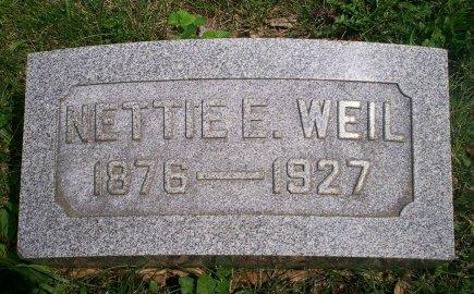 Nettie Elizabeth Weil