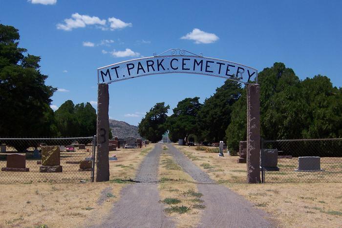 Mountain Park Cemetery