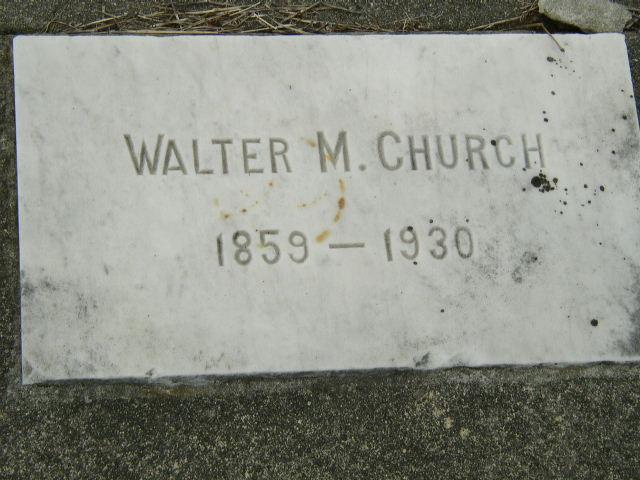 Walter Merton Church
