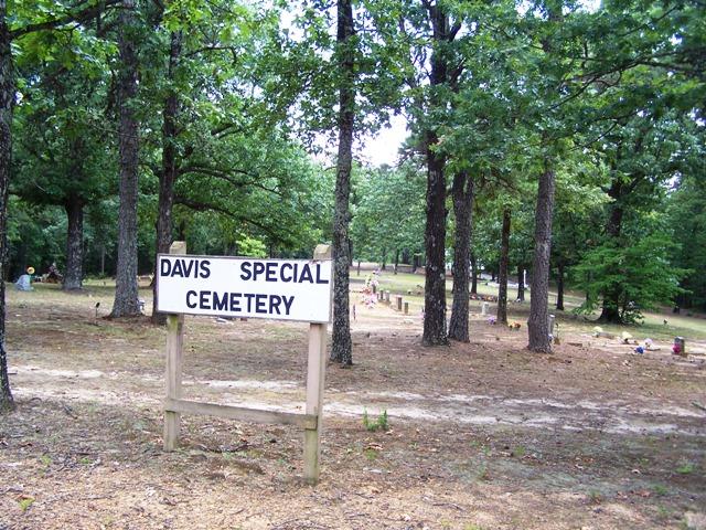 Davis Special Cemetery