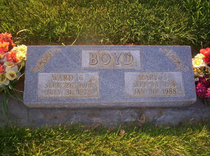 Ward C. Boyd