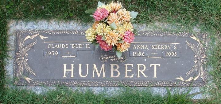Anna Sherrill Sherry <i>Keane</i> Humbert