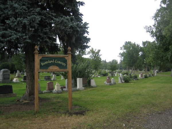 Burnsland Cemetery