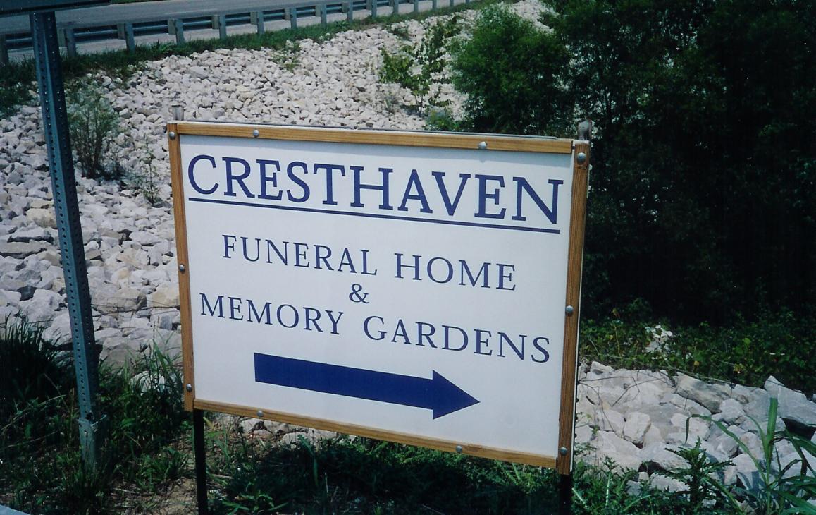 Cresthaven Memory Gardens Cemetery