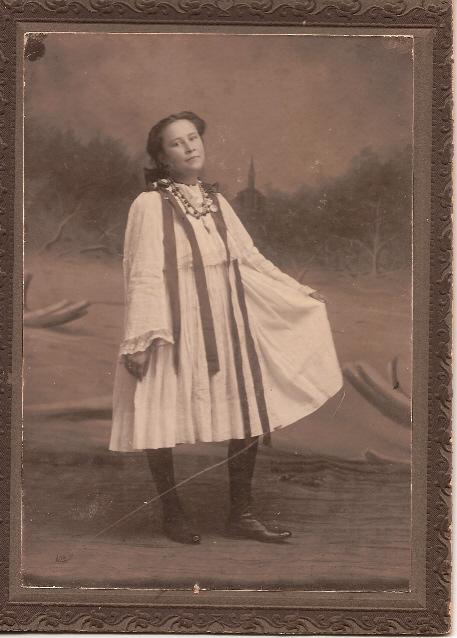 Johnnie Beatrice <i>Caudle</i> Arthur