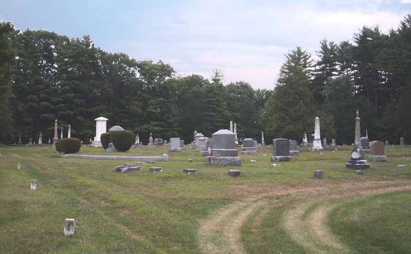 Ashley Falls Cemetery