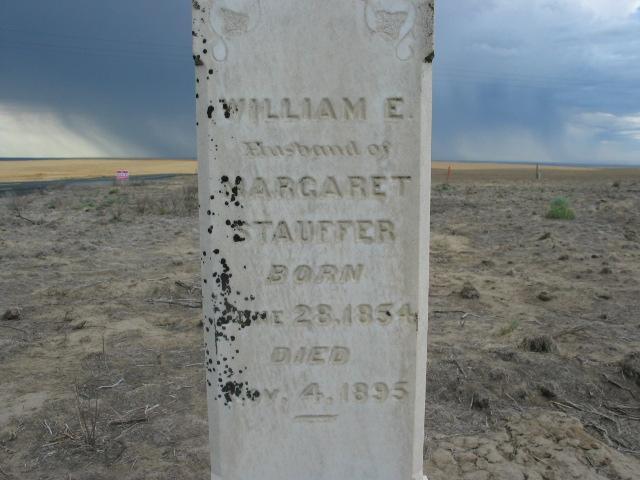 William E. Stauffer