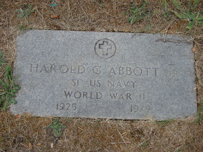 Harold Gordon Abbott