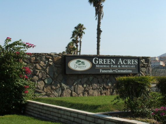 Green Acres Memorial Park and Mortuary