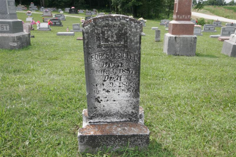 George W. Bigler