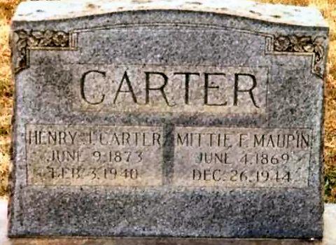 Henry J. Carter