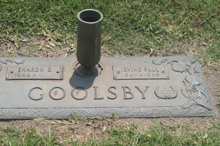 Irving Paul Goolsby