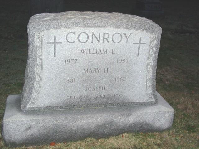 William Edward Wid Conroy