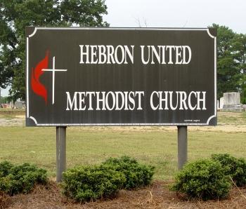 Hebron United Methodist Church Cemetery