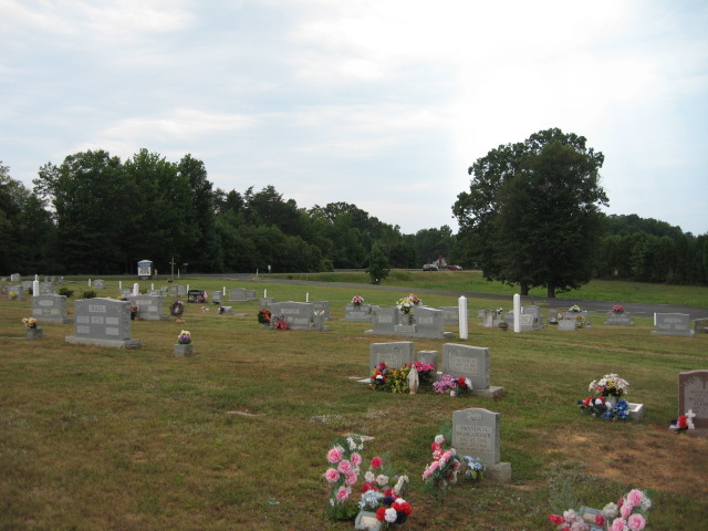 Wilderness Baptist Church Cemetery