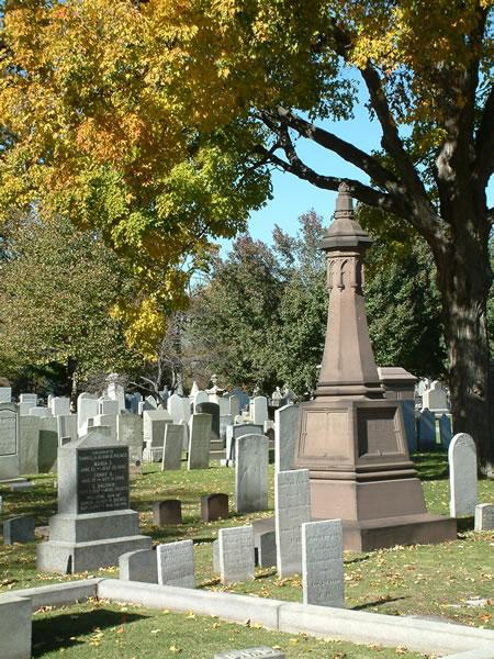 Grove Street Cemetery