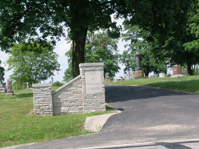 California Masonic Cemetery