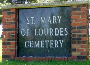 Saint Mary of Lourdes Cemetery