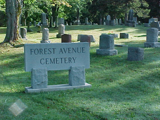 Forest Avenue Cemetery