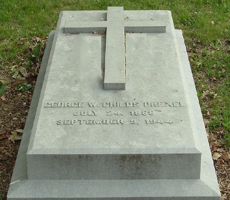 George Willam Childs Drexel