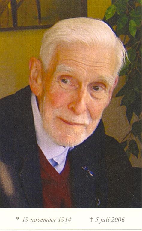 Dr Nicolaas Gerardus Maria Dick Orie