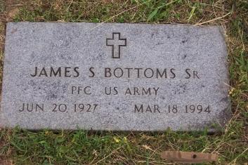 James S. Bottoms Sr.