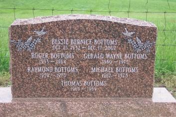 Gerald Wayne Bottoms