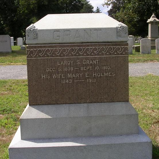 Mary E. <i>Holmes</i> Grant