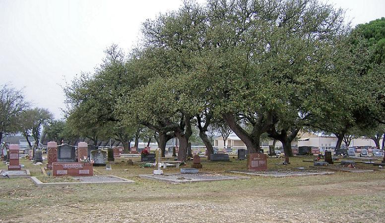 Harper Community Cemetery