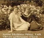 Junie Beatrice <i>Mullikin</i> Riley