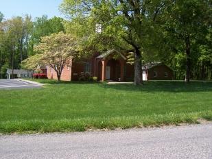 Roaring River Baptist Church Cemetery