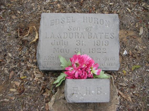 Edsel Huron Bates