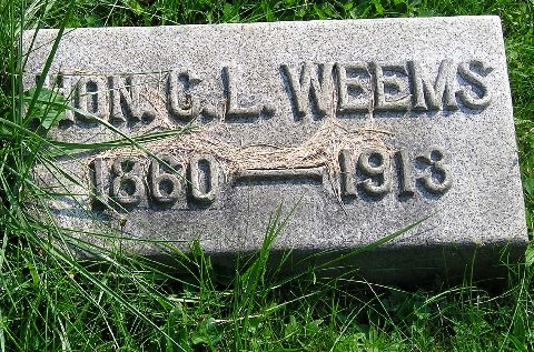 Capell Lane Weems