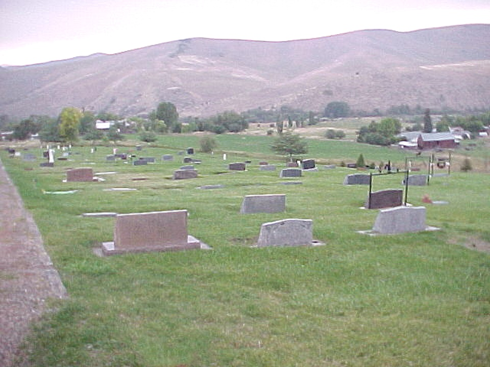 Mink Creek Cemetery