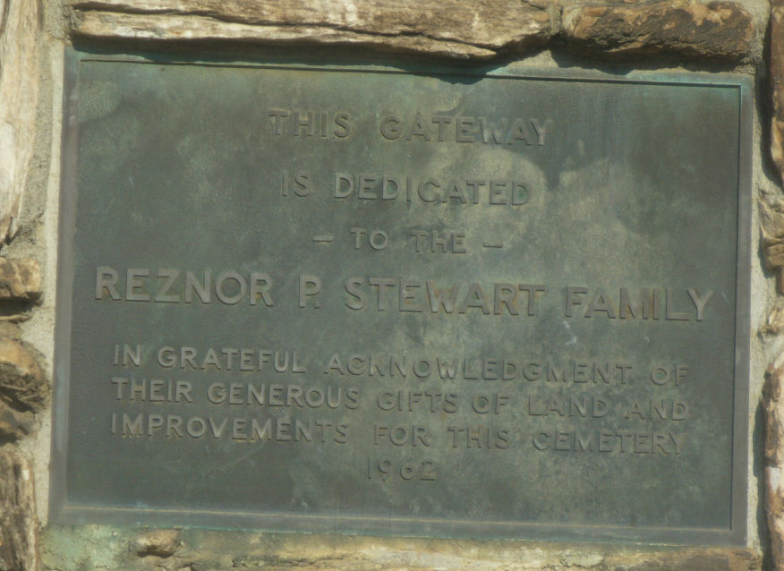 Stewart Sunnyslope Cemetery